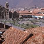 Plaza de Armas. Cusco