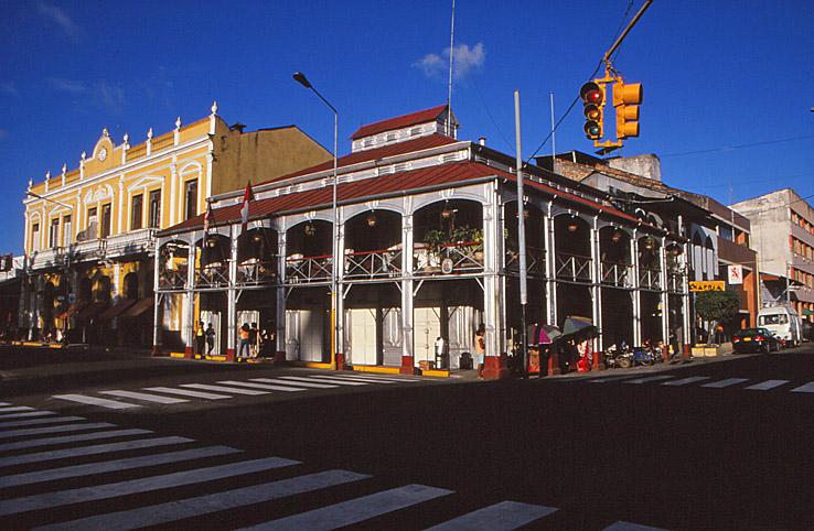 """""""Casa del Hierro"""". Iquitos"""