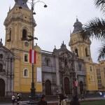 Katedralen. Lima. Peru (U)