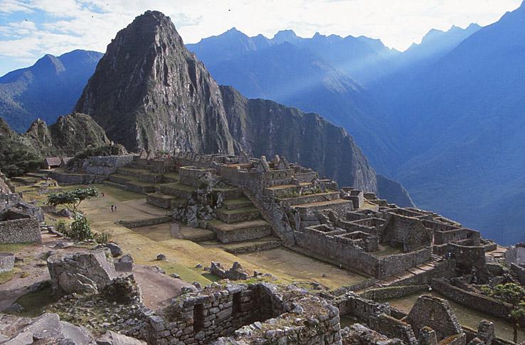 Det mäktiga Machu Picchu (U)