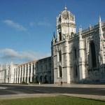 Klostret Mosteiro dos Jerónimos. Lissabon. Portugal (U)