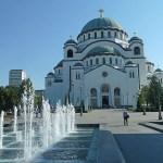 Sankt Savas kyrka. Belgrad