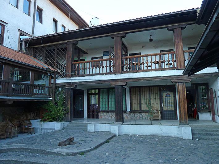 Turkiska stadsdelen. Novi Pazar