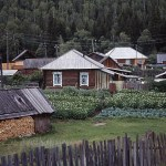 Den vackra byn Sizim