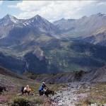 Vandring i Västra Sayanbergen