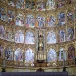 Gamla Katedralen. Salamanca. Spanien