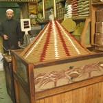 Kryddhandlare. Aleppo