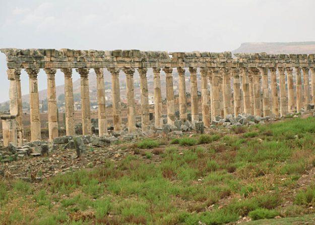 Romerska staden Apamea