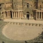 Romerska teatern. Bosra (U)
