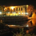 Hama by night