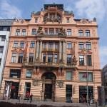 Jugendarkitektur. Prag