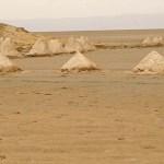 Saltöknen Chott el Jerid