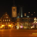 Rådhuset. Quedlinburg. Tyskland. (U)