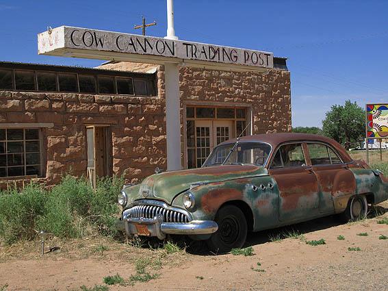 Cow Canyon Trading Post AZ