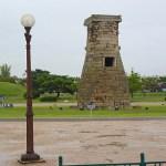 Cheomseongdae observatoriet. Gyeongju (U)