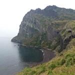 Vulkanen Ilchulbong. Jeju-do (U)