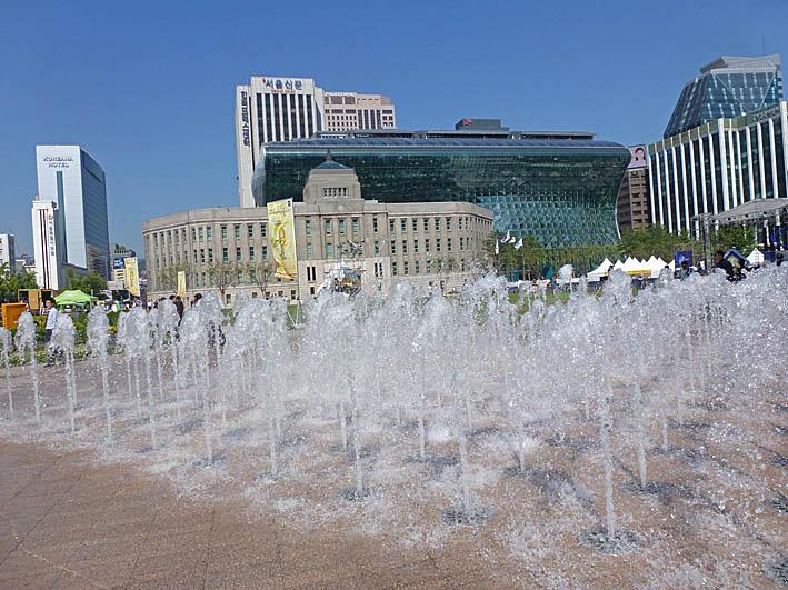 City Hall. Seoul