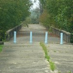 """Bridge of no return"". DMZ"