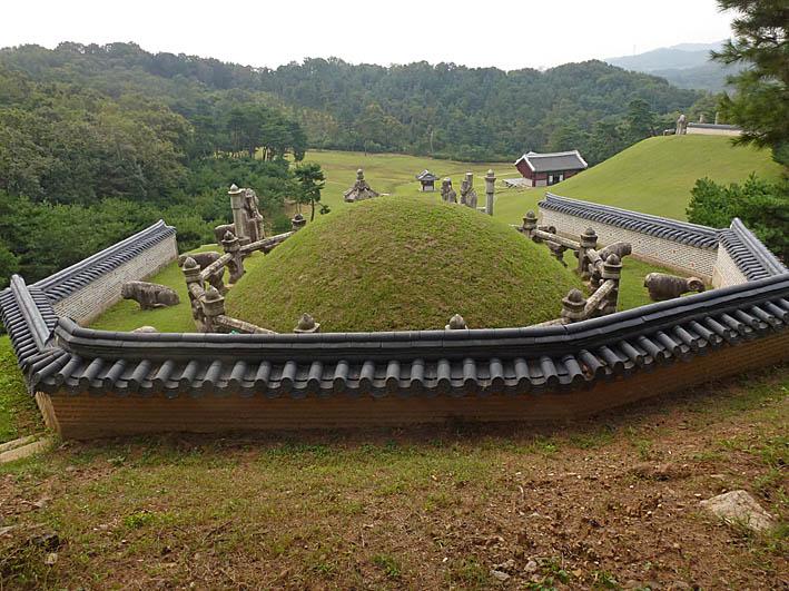 Kungagrav. Donggureung (U)