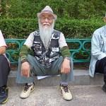 Pensionär. Seoul
