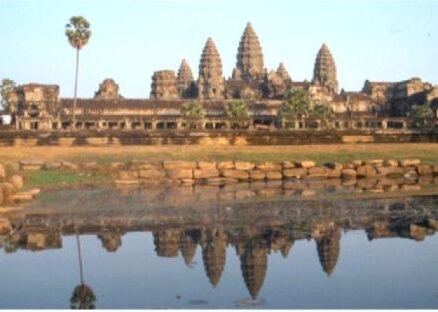 Angkor Vat. Kambodja (U)