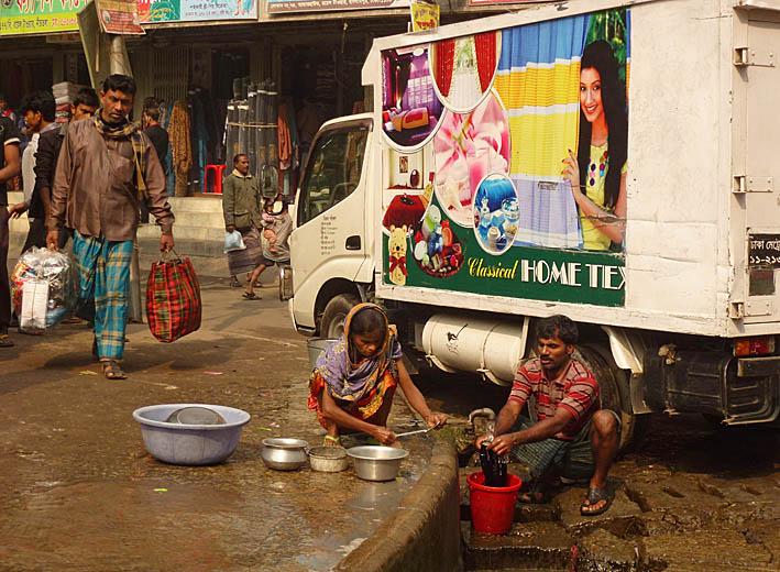 Behov av textilier i hemmet? Dhaka
