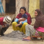 Kall morgon! Chitwan