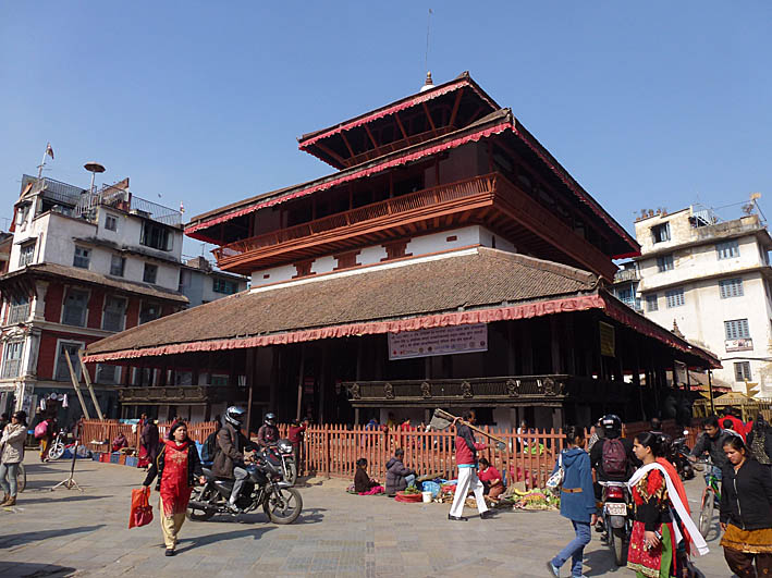Kasthamandap. Kathmandu (U)