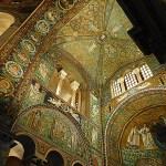 Ravenna. Basilica di San Vitale. Italien (U)