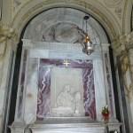 Ravenna. Dantes grav