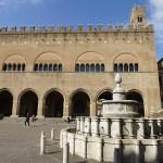 Piazza Cavour. Rimini