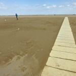 Stranden. Rimini