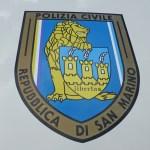 Statsvapnet. San Marino