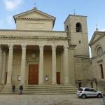 Katedralen. San Marino (U)