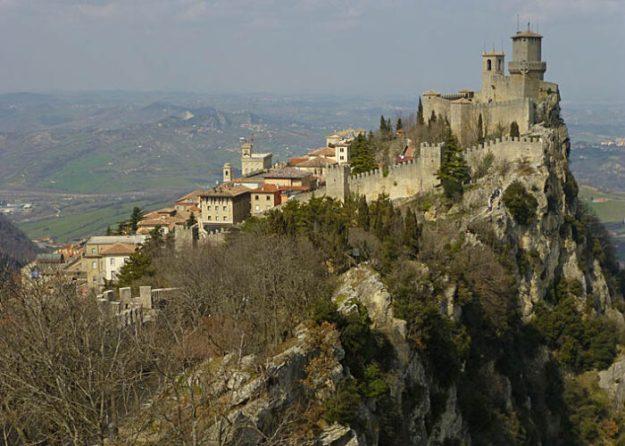 Monte Titano. San Marino (U)