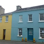 Gamla hus. Castletown