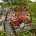 Small Laxey Wheel. Laxey