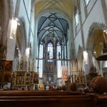 Bazilica Sv Egidia. Bardejov (U)
