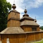 Träkyrkan. Bodruzal (U)