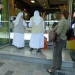 Nunnor utsatta för frestelser? Bratislava