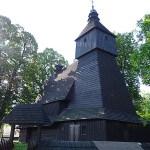 Träkyrkan. Hervartov. Slovakien (U)