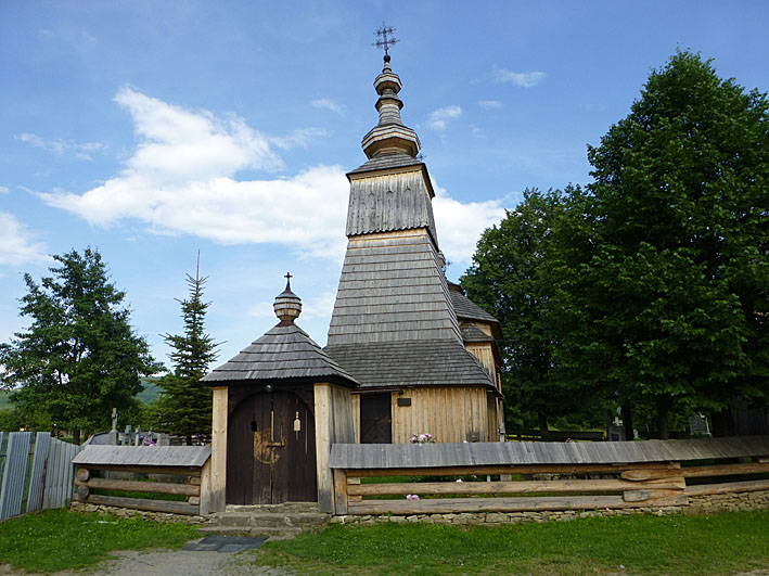 Träkyrkan. Ladomirova (U)