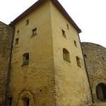 Barockpalats från 1600-talet. Lubovna Hrad