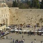 Klagomuren. Jerusalem