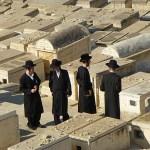 Judisk kyrkogård. Jerusalem