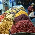 Marknad. Jerusalem