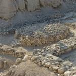 Det gamla altaret. Megiddo. Israel (U)