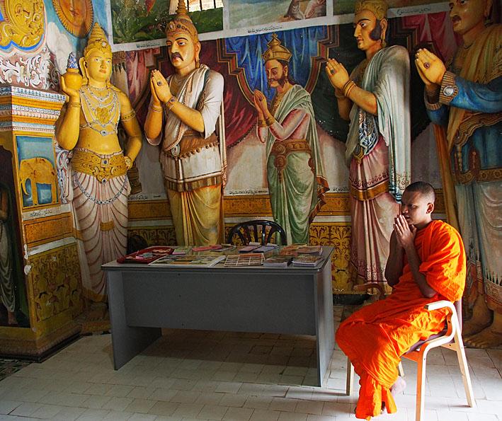 Munk. Anuradhapura