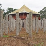 Brazen palace. Anuradhapura (U)