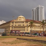 Galle Face Green. Colombo